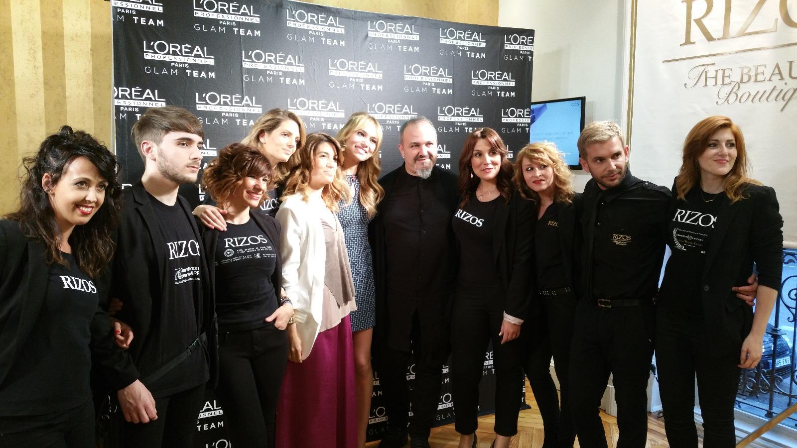 Salones de Peluquería y Estética Rizos Madrid 51dee0b53241a